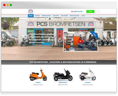 Project Direct | Webdesign | Grafische vormgeving | SEO