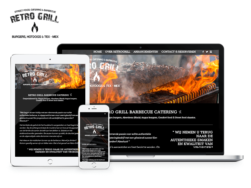 Retrogrill | Webdesigner Stede Broec | Project Direct | Webdesign Stede Broec | Website bouwen Stede Broec | Wordpress Stede Broec | Grafische vormgever Stede Broec | SEO Stede Broec | Hosting | Wordpress training | Logo design Hoorn | SSL Certificaten | Website onderhoud | Timo van Tilburg